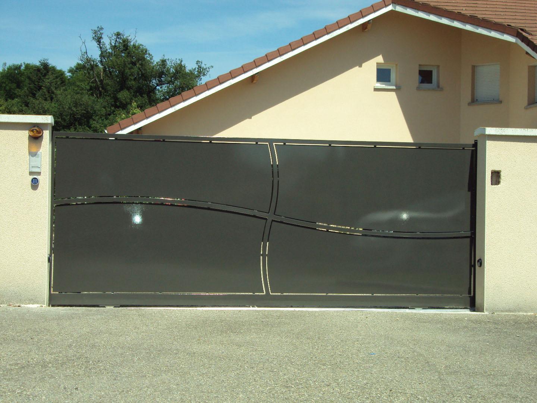 fabricant portail lyon 69 rh ne automatisme portail porte de garage design acier. Black Bedroom Furniture Sets. Home Design Ideas